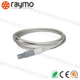 Des Netz-Connector/IP67 des Verbinder-RJ45/Water Verbinder-Kabel Widerstand-des Ethernet-RJ45