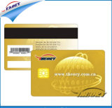 Карточка IC контакта карточки FM4442 страхсбора карточки медицинского соревнования ISO7816
