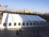 Алюминиевый напольный шатер выставки торговой выставки для кантона справедливого