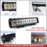 Auto Pièces de voiture CREE LED 12/24 V Light Bar 12pouces pour ATV Offroad Jeep chariot éclairage SUV