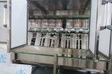 2400 bph 2000hpb automático 5galón Rotary 18 llenado la cabeza de la línea de producción de embotellado