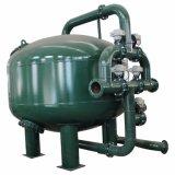 Industral 2000mm de Filter van het Zand van de Druk van de Diameter met de Tank van de Torens van de Koolstof