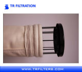 PPS/P84/PTFE/ガラス繊維のフィルター・バッグの集じん器のフィルター・バッグ
