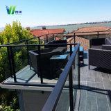 Ausgeglichenes lamelliertes Glas für dekorativen Geländer-Balustrade-Zaun