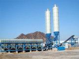 Planta de mezcla de procesamiento por lotes por lotes del concreto Hzs120 de China
