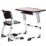 Mesa ajustável da escola da cadeira de mesa da altura da alta qualidade