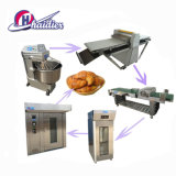 パンのための産業200のKgの小麦粉の混合機械二重速度の螺線形のこね粉ミキサー