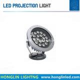 18W景色のための屋外の照明IP65 LED庭ライトスポットライト