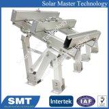 Sistemi solari di racking del montaggio a terra a energia solare