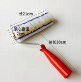 공장 가격 플라스틱 손잡이를 가진 주문 크기 페인트 롤러 솔
