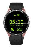 WiFi GPS intelligente UhrAndroid 5.1 Vierradantriebwagen-Kern Mtk6580 CPU-Kameraintelligenter Wristband