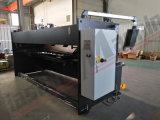 Jiashida에서 유압 판금 CNC 단두대 깎는 기계