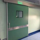 Portello scorrevole chiuso ermeticamente medico dell'ospedale chiuso ermeticamente automatico del portello scorrevole