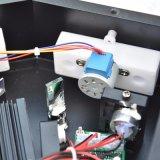 O disco ilumina o sistema de som leve do laser de feixes Sharpy do RGB DJ