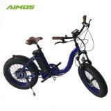 """20 """" إطار العجلة سمين يطوى ثلج كهربائيّة دراجة سيادة [ستل] [فولدينغ] [بوكت] [إبيك] لأنّ عمليّة بيع"""
