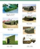 Battlefield Tenda Galpão de Lona de Algodão