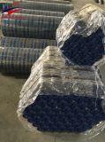 Polea tensora de retorno de transportador de cinta transportadora Venta caliente