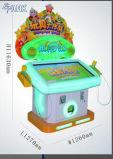 De gelukkige Machine die van het Spel van het Stuk speelgoed Muntstuk In werking gestelde de Machine van het Spel raken