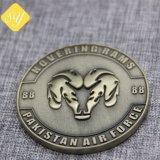 工場価格の良質の記念品ビットさざ波の銀のコピーの切札の硬貨