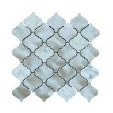 Decoración mural de Foshan rústico exquisitos arabescos mosaico Mosaico de mármol natural