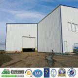 Magazzino prefabbricato/fabbrica della struttura d'acciaio