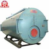 De veilig In werking gestelde Boiler van de Olie van de Buis van de Brand met Ingevoerde Brander