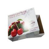 カートンの包装のチェリーボックスゆとりの空のDiwaliのギフトの乾燥したフルーツボックス