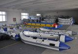 Liya 2-6.5m de planta de aluminio PVC BARCO