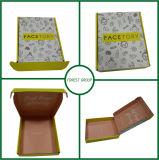 L'empaquetage de boîte en carton de jouet de cadre de mémoire de jouet conçoivent en fonction du client dans le prix bon marché