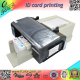 自動インクジェットIDのカードプリンター連続的なカードの印字機