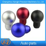 CNC de alta precisão os botões de mudança de marcha personalizada