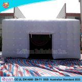 販売のための二重PVC膨脹可能な映画テント/膨脹可能な立方体のテント