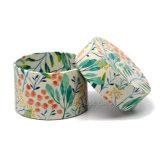 Ronda pendientes Collar joyas Caja de cartón