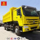 Zz3257n3841 Sinotruk HOWO 6X4 371HP 덤프/팁 주는 사람 트럭