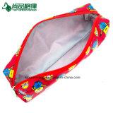 Горячий продавая мешок упаковки пер студента мешка карандаша шаржа
