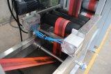 넓은 하네스 가죽 끈 지속적인 염색 및 끝마무리 기계