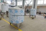 De volledige Automatische Plastic het Vullen van de Drank van de Fles van het Sap 500ml Machine van de Verpakking van de Etikettering