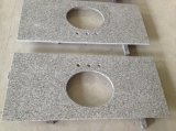 Luna de Bovenkant van Countertop&Vanity van de Keuken van het Graniet van de Parel