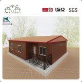 速い実家のプレハブの家によって組立て式に作られる家屋の鋼鉄別荘をアセンブルしなさい