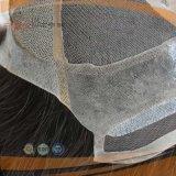 ハイエンドブラジルの毛の完全なHandtiedのかつら(PPG-l-0104)