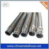 Qualitäts-metallischer flexibler gewölbter/gewundener Rohr-Hersteller