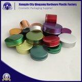 Protezione di alluminio anodizzata colorata per la bottiglia cosmetica
