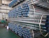 La norma BS1387 Bsp extremos roscados de ambos extremos del tubo de acero galvanizado para la transferencia de agua