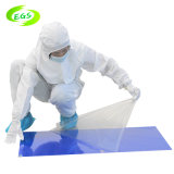 Couvre-tapis collant de la poussière antistatique de DÉCHARGE ÉLECTROSTATIQUE de Cleanroom/couvre-tapis visqueux