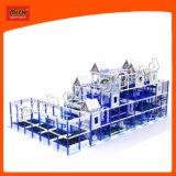 Het blauwe BinnenThema van de Sneeuw van de Speelplaats