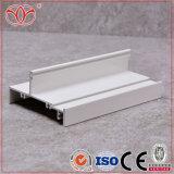 Superfície de acabamento anodizado em forma de T para extrusão de alumínio e vidro da porta (A4)