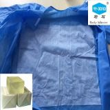 手術衣シートのための非編まれたラミネーションの熱い溶解の接着剤
