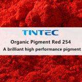 صبغ عضويّة أحمر 254 لأنّ بلاستيك (باهر [هي برفورمنس] صبغ)
