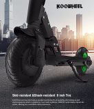 電気移動性のスクーターを折るKoowheel 10のインチ2の車輪