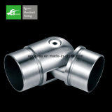 SS304 Round Pipe Adjustable Elbow